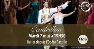 190507. Ballet. Cendrillon