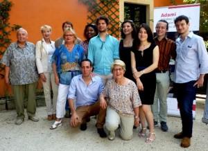 Adami 2015, lauréats & organisateurs.148 ko