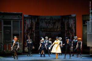 Julie & Ballet cuir.VM